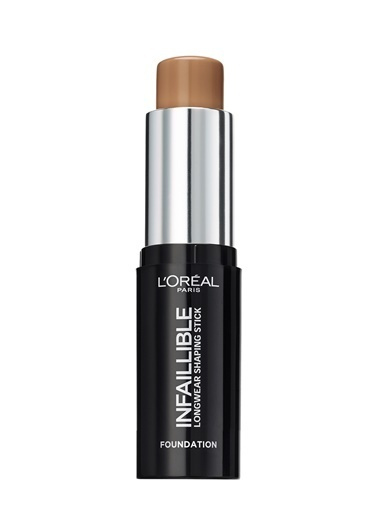 L'Oréal Paris Infaillible Shaping Stick Fondöten 220 Caramel Ten